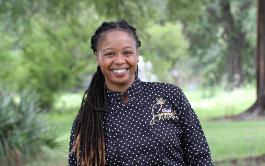 Ray Charles Program Set To Host Chef Syrena Johnson