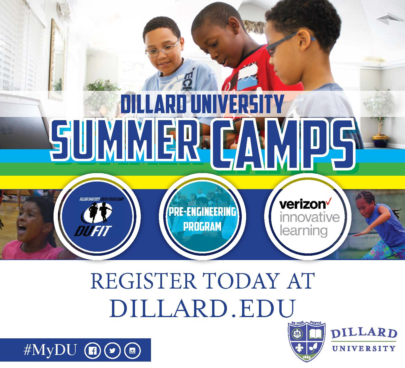 Dillard University Summer Programs