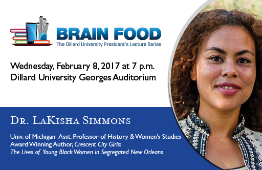 Dr. Lakisha Simmons, author of Crescent City Girls: The Lives of Young Black Women in Segregated New Orleans