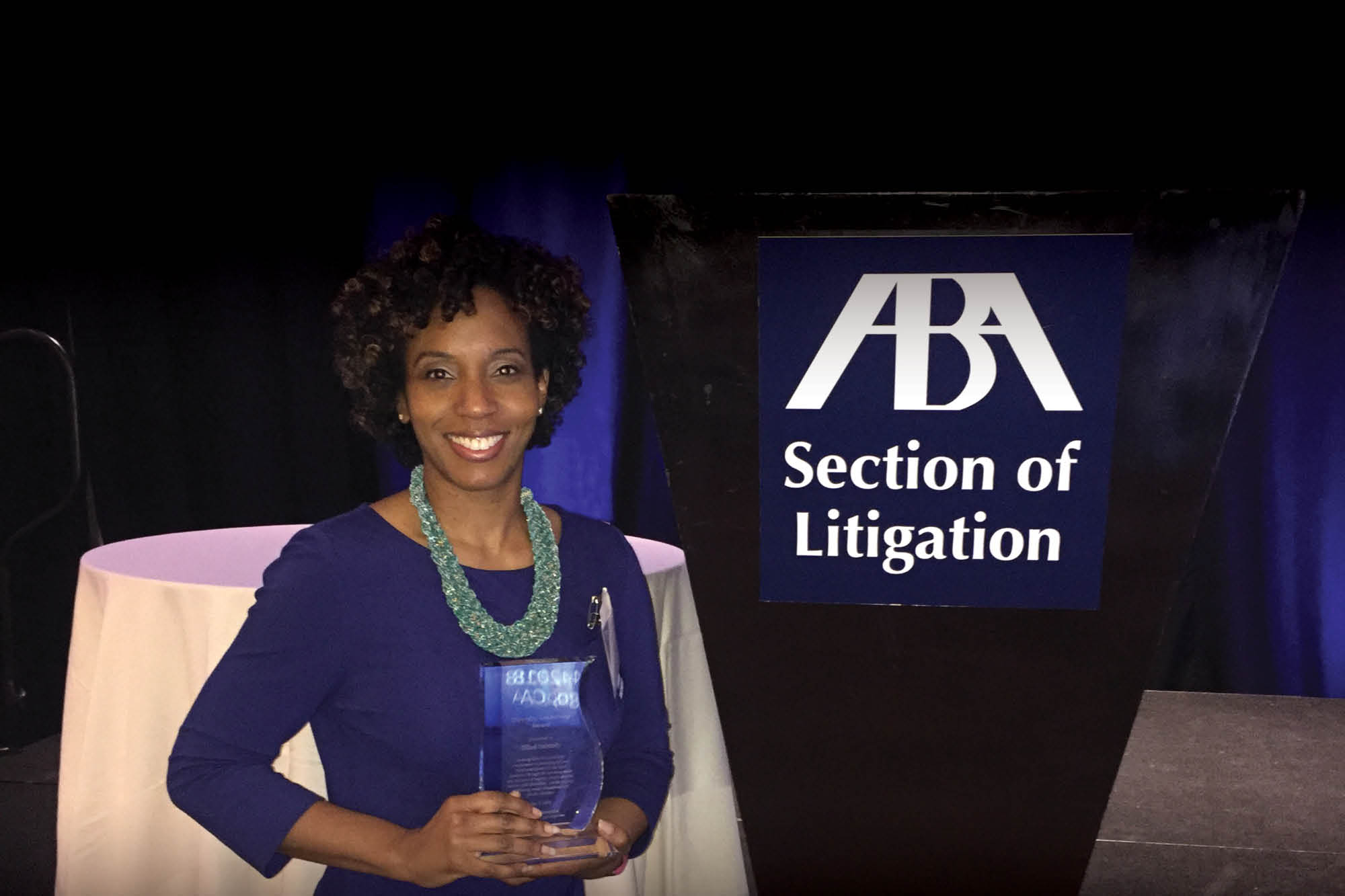 Pre-law Program Earns Top Honors from the American Bar Association