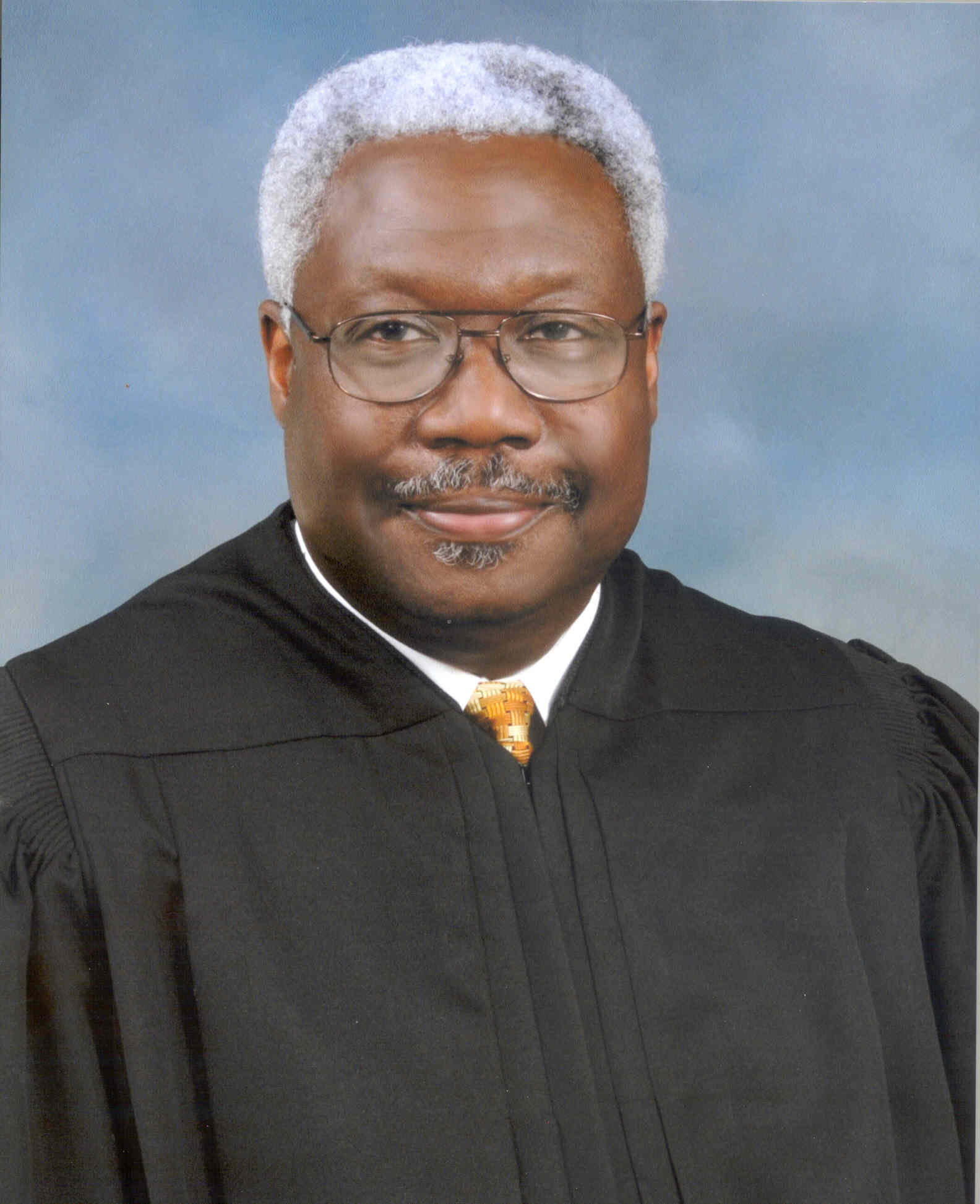 Judge Carl E. Stewart photo