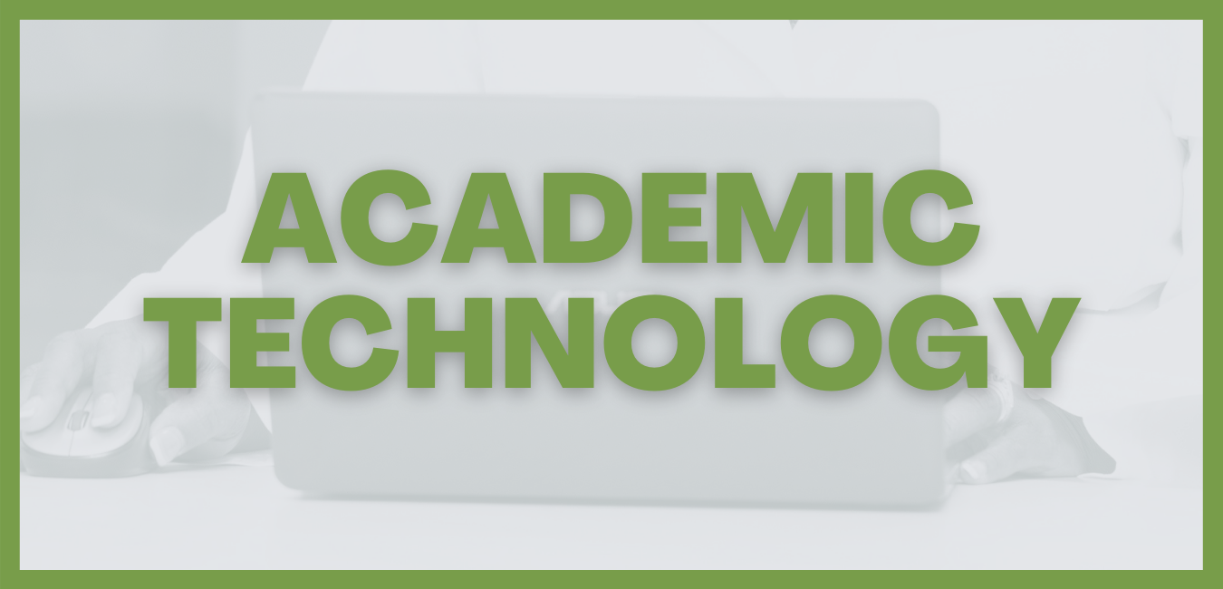 Academic Technology at Dillard University