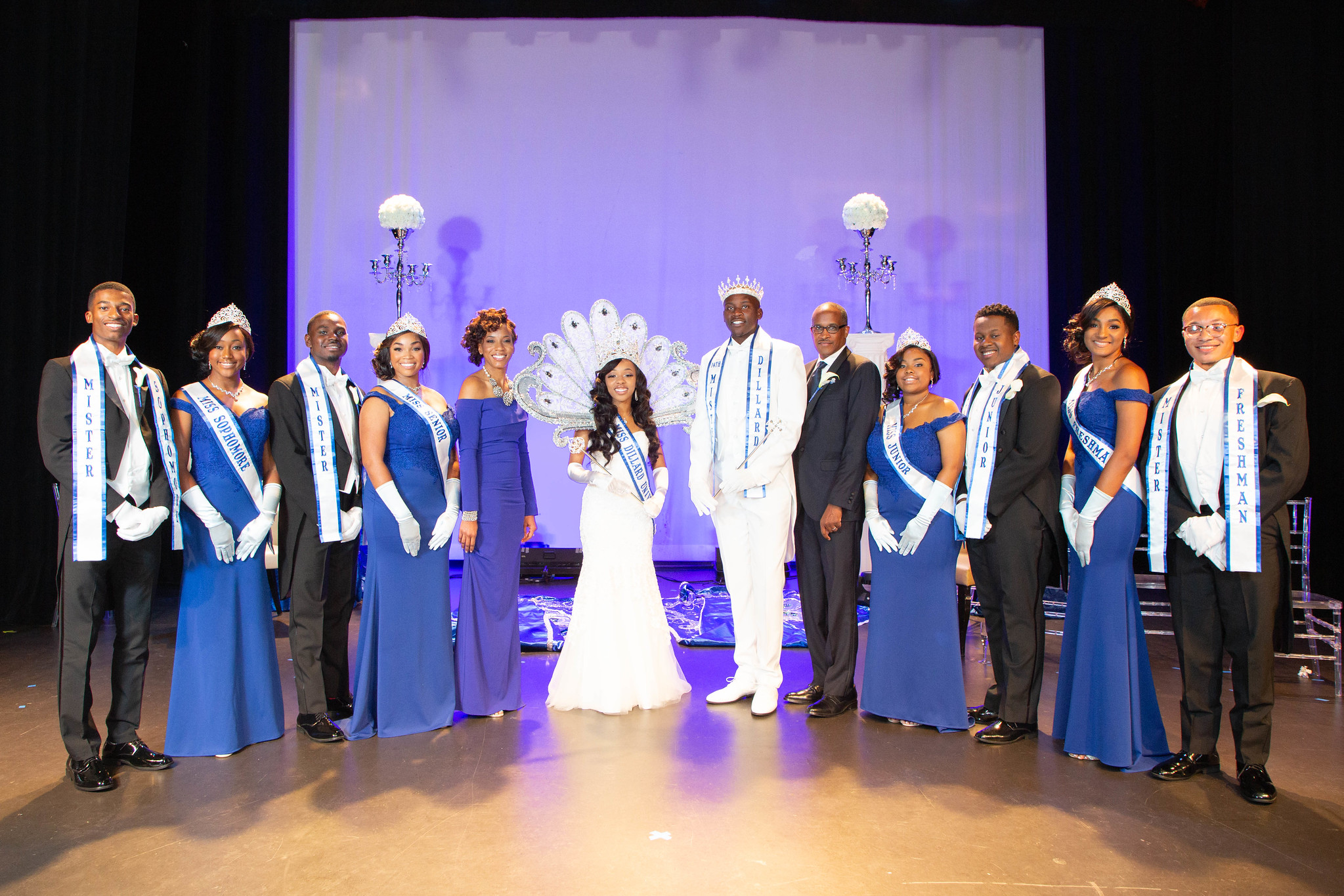2019 Homecoming Coronation